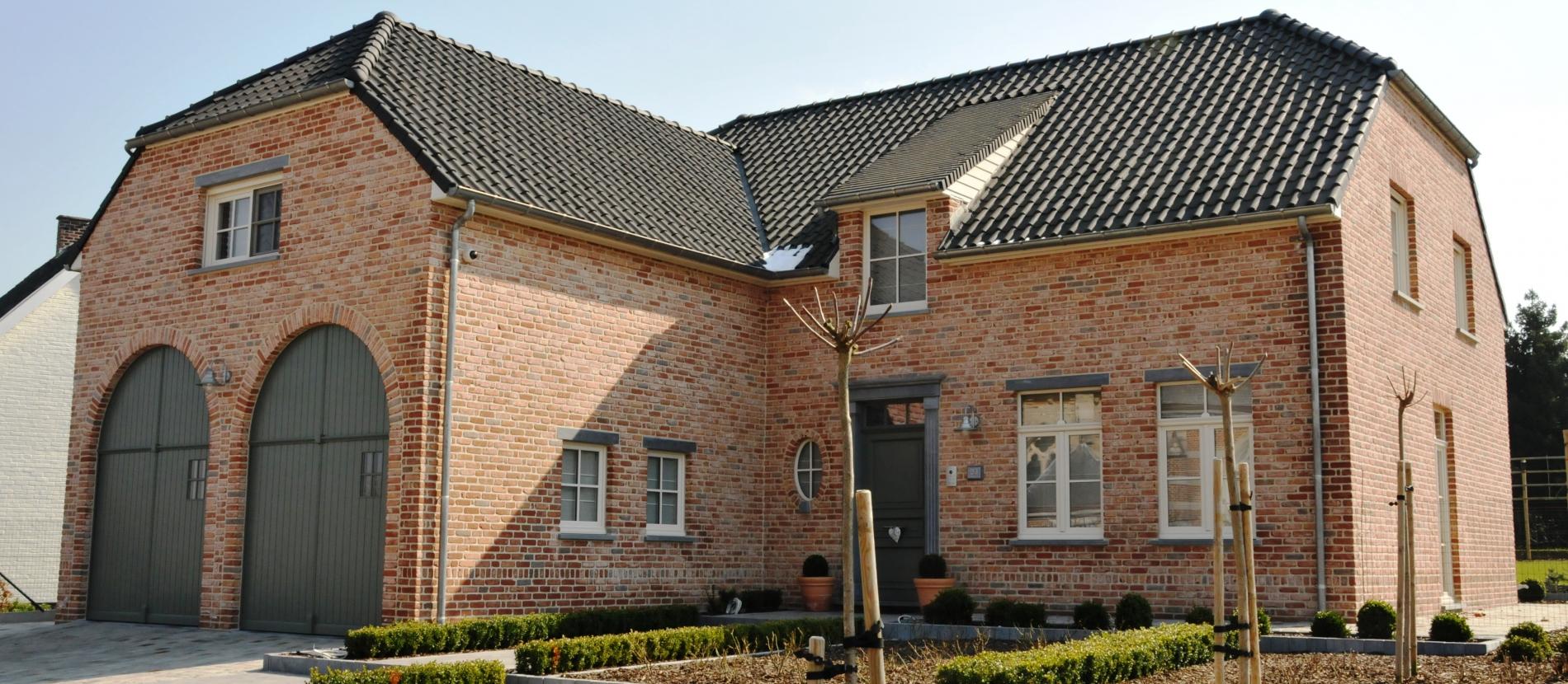 Merckaert woningenbouw bouwen aan een nieuwe thuis for Grondplannen woningen